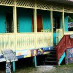 Casa de Cultura de Puerto Viejo en el Caribe de Costa Rica