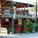 Bar en Puerto Viejo en el Caribe de Costa Rica