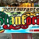 Restaurante italiano en Puerto Viejo en el Caribe de Costa Rica
