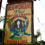Cafetería en Puerto Viejo en el Caribe de Costa Rica