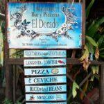 Restaurante en Puerto Viejo en el Caribe de Costa Rica