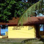 Servicios públicos en Puerto Viejo en el Caribe de Costa Rica
