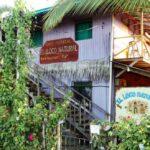 Café restaurante en Puerto Viejo en el Caribe de Costa Rica