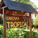 Alojamiento en cabinas en Puerto Viejo en el Caribe de Costa Rica