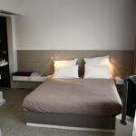 Habitación del Hotel Suite Novotel de Málaga