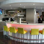 Bar del Hotel Suite Novotel de Málaga