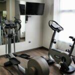 Sala de Fitness del Hotel Suite Novotel de Málaga