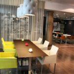 Zona de ocio del Hotel Suite Novotel de Málaga