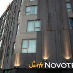Fachada del Hotel Suite Novotel de Málaga