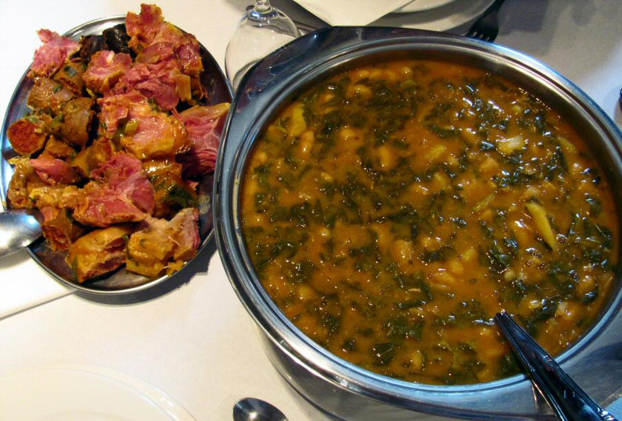 Is gumbo the ultimate cold weather food page 3 for Asturias cuisine