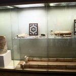 Museo en el interior del Pabellón de la Alcazaba de Málaga