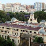 Ayuntamiento de Málaga de los miradores de la Alcazaba
