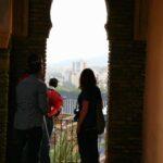 Mirador de la Alcazaba de Málaga