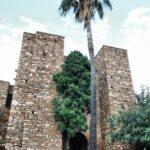 Fortificación interior en la Alcazaba de Málaga