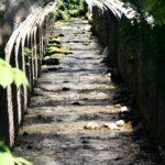 Antigua fábrica de armas de Orbaizeta en la Selva de Irati en Navarra