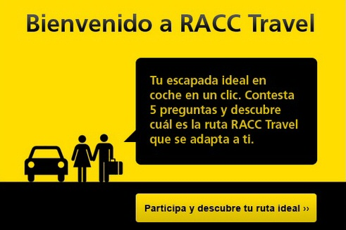 Tu Ruta Ideal de Racc Travel