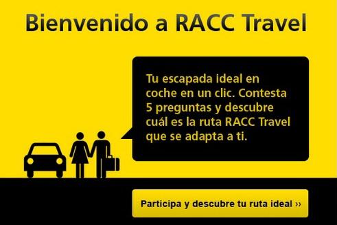 Tu Ruta Ideal de Racc Travel