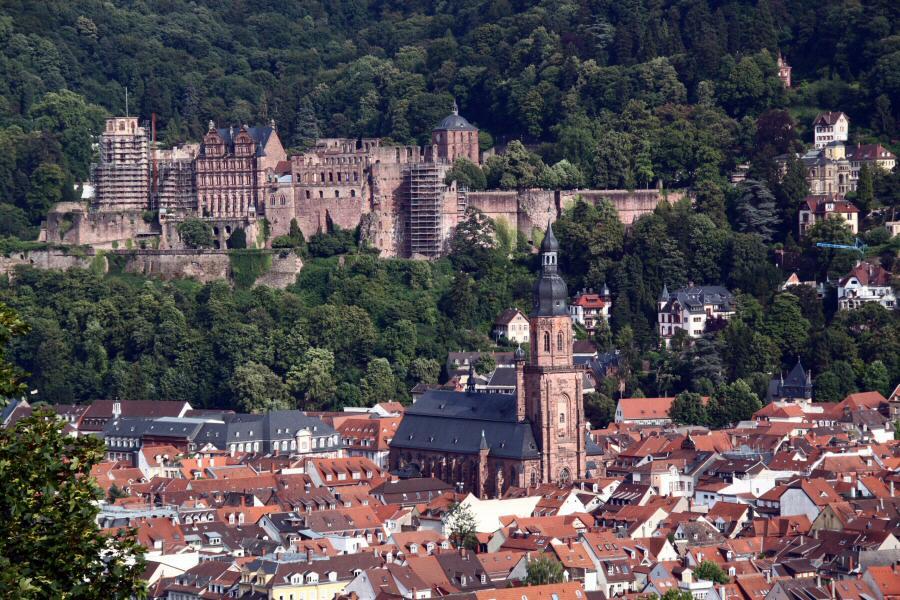 Eneste hit Heidelberg