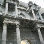 Puerta del Mercado de Mileto en el Museo Pergamo de Berlín