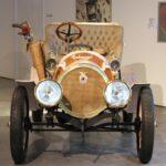Richmond de 1907 en el Museo Automovilístico de Málaga