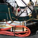 Stanley Steamer de 1910 con motor de vapor en Museo Automovilístico de Málaga