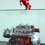 Motor Ferrari en Museo Automovilístico de Málaga