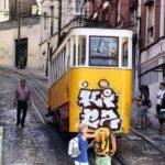 Funicular Monumento Nacional en Lisboa
