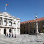 Edificio del Ayuntamiento de Lisboa