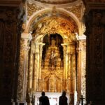Iglesia del Convento Madre de Deus en Lisboa