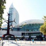 Centro Comercial Vasco de Gama en el Parque de las Naciones de Lisboa