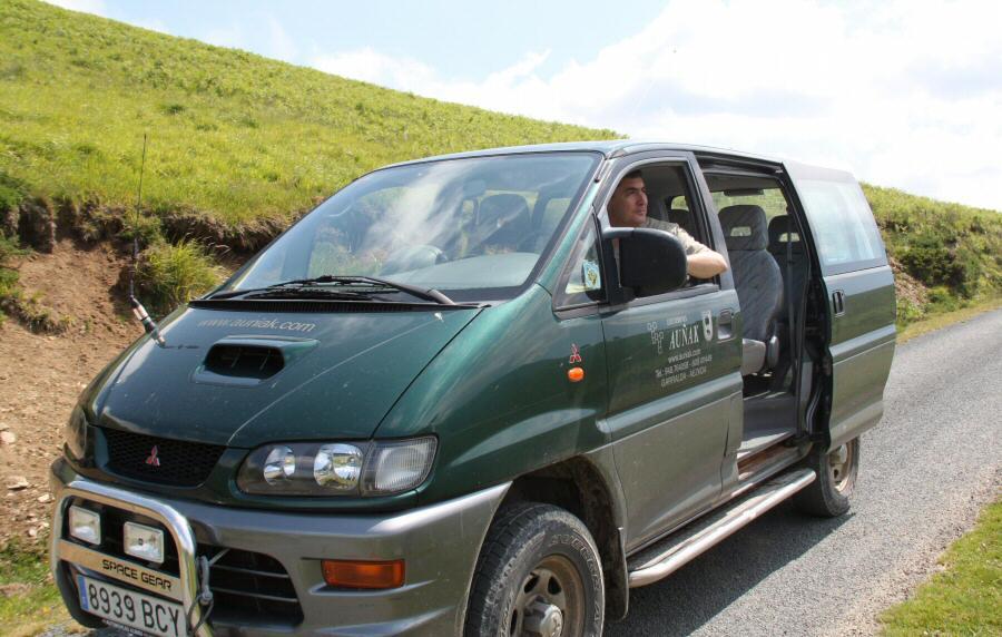 Rutas 4x4 por la Selva de Irati y alrededores en los Pirineos de Navarra