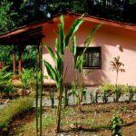 Casa Luna Naranja en Puerto Viejo en Costa Rica