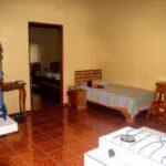 Cama suplementaria en la casa de alquiler Samadhi en Puerto Viejo en Costa Rica