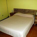 Dormitorio de la casa Sol de Mango en Puerto Viejo en Costa Rica