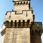 Torre del Castillo Palacio Real de Olite de Navarra