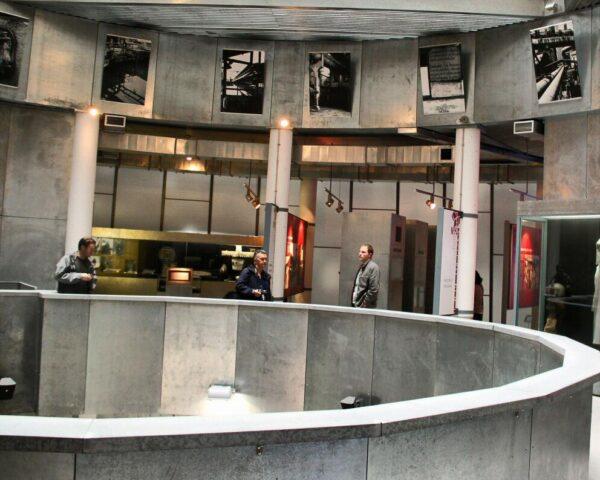 MUSI Museo de Siderurgia de Asturias en La Felguera