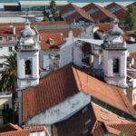 Iglesia San Miguel de Alfama desde mirador de Santa Lucía