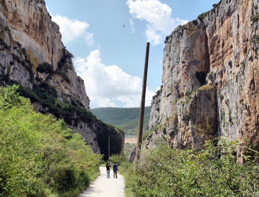 Visita Y Fotos Foz De Lumbier En Navarra Guías Viajar