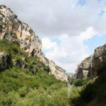 Desfiladero de la Foz de Lumbier en Navarra