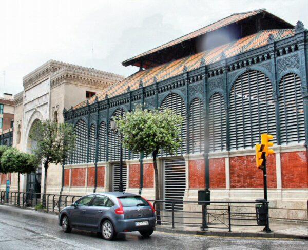 Mercado Central de Atarazanas de Málaga