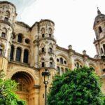 Catedral de Málaga en Andalucía