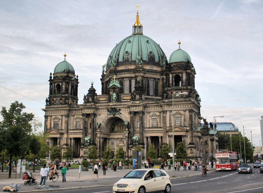 Dom Catedral de Berlín