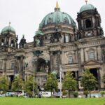 Fachada principal del Dom Catedral de Berlín