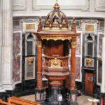 Púlpito del Dom Catedral de Berlín