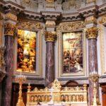 Altar mayor del Dom Catedral de Berlín