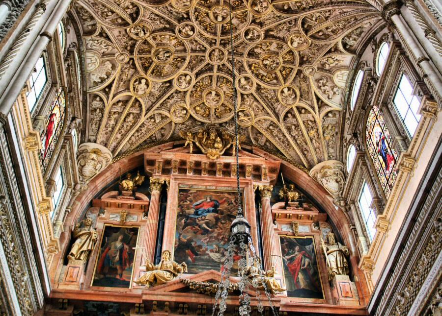 DE NORTE A SUR: La Gran Mezquita - Catedral de Córdoba