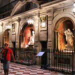 Trascoro de la Catedral de Málaga