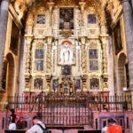 Capilla de la Encarnación en la Catedral de Málaga
