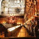 Sillería del Coro de la Catedral de Málaga