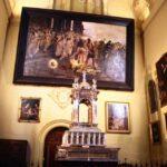 Capilla en la Catedral de Málaga